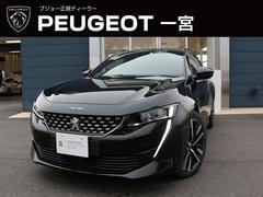 508SW GT ブルーHDi 新車保証継承 元試乗車 フルパッケージ ナビ ETC付