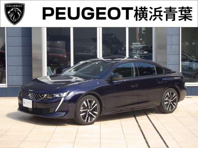 プジョー 508 GT ブルーHDi 当店デモアップ 純正ナビ ETC2.0 ドラレコ