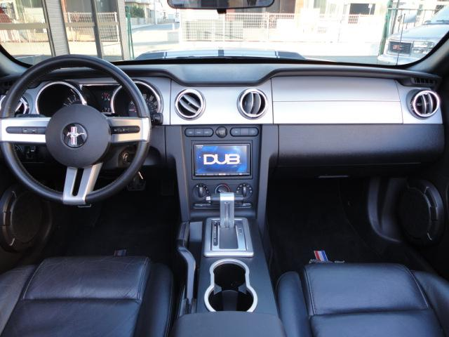 V6 プレミアム コンバーチブル エレノア仕様 新車並行車(9枚目)