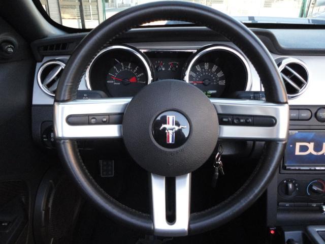 V6 プレミアム コンバーチブル エレノア仕様 新車並行車(20枚目)