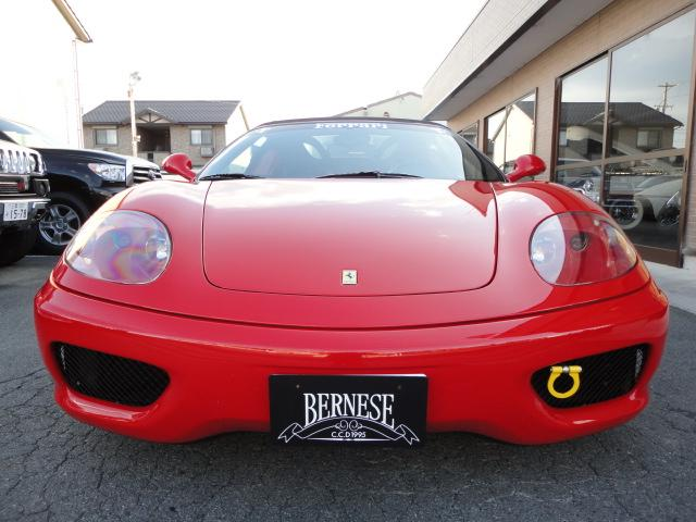 「フェラーリ」「360」「オープンカー」「三重県」の中古車2