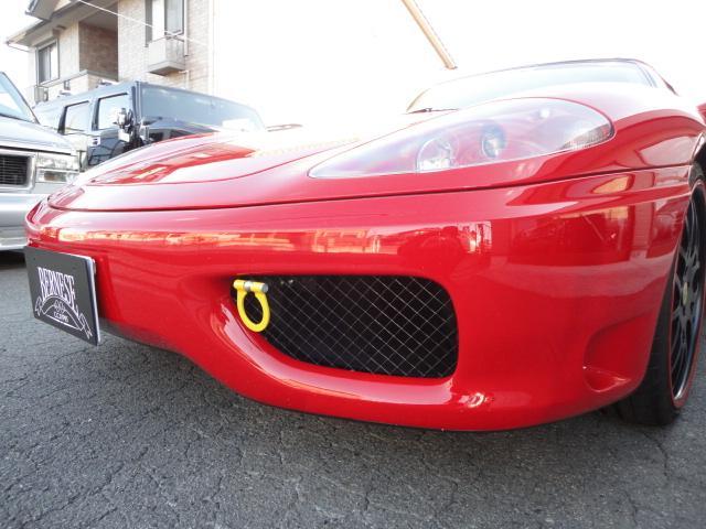 「フェラーリ」「360」「オープンカー」「三重県」の中古車55