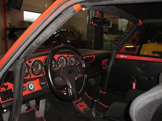 ポルシェ ポルシェ 911カレラ4改 ターボLOOK