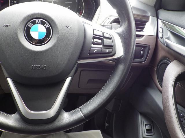 xDrive 18d xライン 2Lターボ 茶革 ウッドパネル シートヒーター 衝突被害軽減ブレーキ(7枚目)