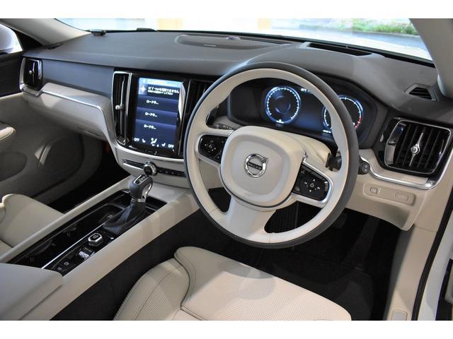 クロスカントリー T5 AWD プロ ブロンドファインナッパレザー シートヒーター ベンチレーション マッサージ機能 19AW ハーマンカードン 純正ナビ TV ETC 全車速追従機能付きクルーズコントロール(4枚目)