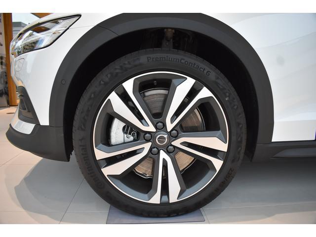 クロスカントリー T5 AWD プロ ブロンドファインナッパレザー シートヒーター ベンチレーション マッサージ機能 19AW ハーマンカードン 純正ナビ TV ETC 全車速追従機能付きクルーズコントロール(19枚目)