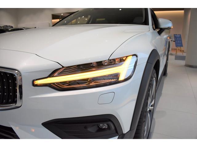 クロスカントリー T5 AWD プロ ブロンドファインナッパレザー シートヒーター ベンチレーション マッサージ機能 19AW ハーマンカードン 純正ナビ TV ETC 全車速追従機能付きクルーズコントロール(23枚目)