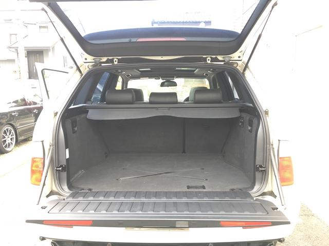 BMW BMW X5 3.0i HDDナビフルセグ・サンルーフ・レザーS