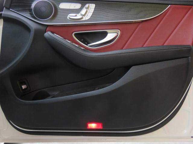 C200ステーションワゴン スポーツ 赤革 20AW LED(8枚目)