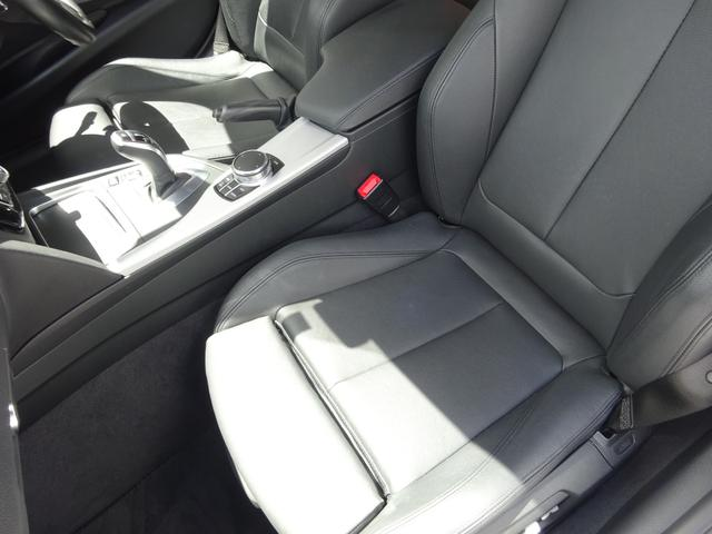 320d Mスポーツ 後期モデル ローダウン 純正19インチAW LEDヘッドライト 黒革シート シートヒーター インテリジェントセーフティ 純正ナビ バックカメラ(25枚目)
