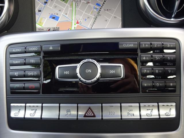 SLK200 AMGスポーツパッケージ・マジックスカイコントロールパノラミックバリオルーフ・レーダーセーフティパッケージ・バックカメラ・ブラックレザーシート・18AW・純正ナビ&TV(32枚目)