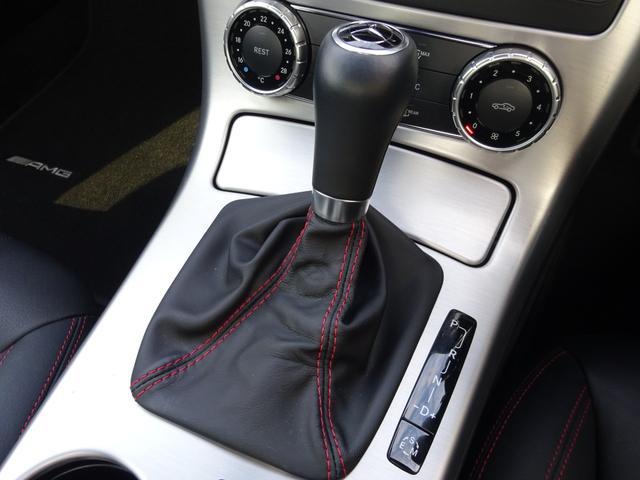 SLK200 AMGスポーツパッケージ・マジックスカイコントロールパノラミックバリオルーフ・レーダーセーフティパッケージ・バックカメラ・ブラックレザーシート・18AW・純正ナビ&TV(33枚目)