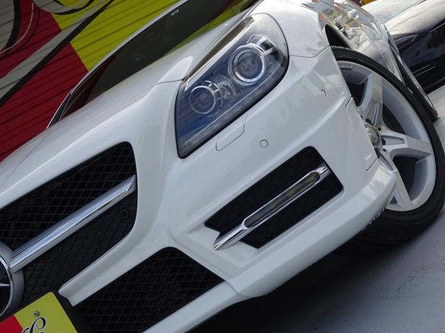 SLK200 AMGスポーツパッケージ・マジックスカイコントロールパノラミックバリオルーフ・レーダーセーフティパッケージ・バックカメラ・ブラックレザーシート・18AW・純正ナビ&TV(38枚目)