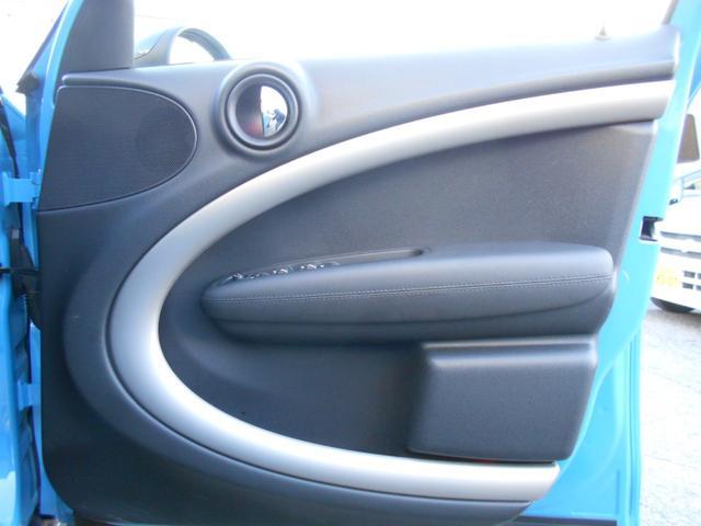 クーパーD クロスオーバー MINTパッケージ 1オーナー車(13枚目)