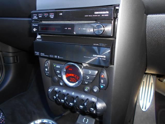 クーパーS ロードスター HDDナビ レーダー探知機 ETC 禁煙車 フルセグTV ドライブレコーダー 純正17AW ブラックレザーシート シートヒーター クロームラインインテリア ブラックヘッドライト PDC ミッドナイトブラックボディ ホワイトターンシグナル(37枚目)