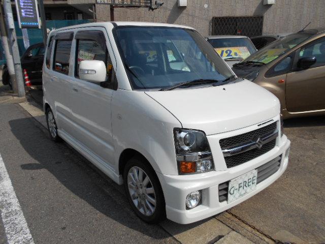 「スズキ」「ワゴンR」「コンパクトカー」「愛知県」の中古車3
