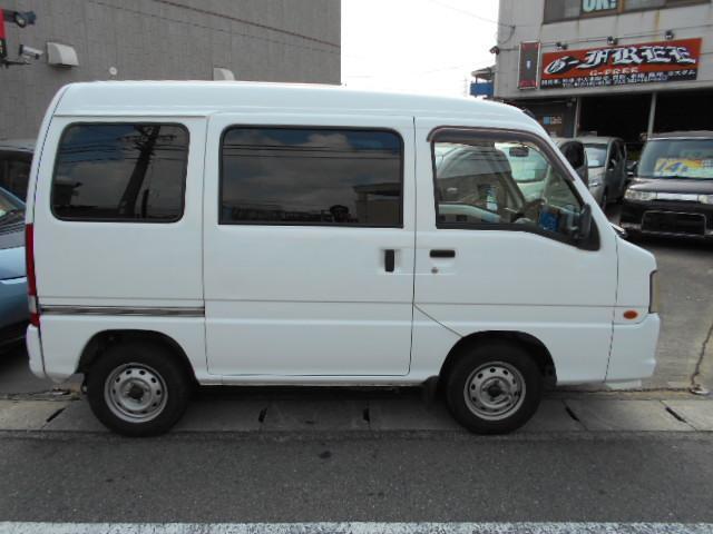 「スバル」「サンバーバン」「軽自動車」「愛知県」の中古車4