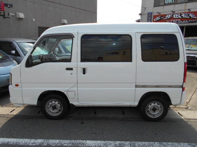 「スバル」「サンバーバン」「軽自動車」「愛知県」の中古車5