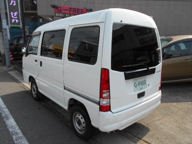 「スバル」「サンバーバン」「軽自動車」「愛知県」の中古車8