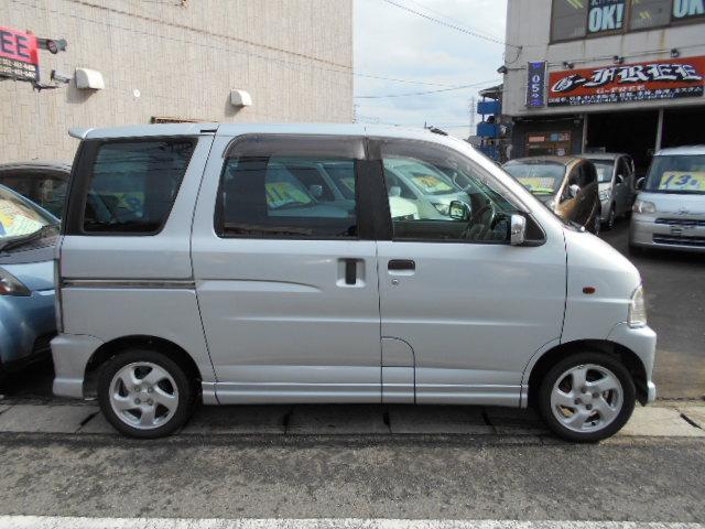 「ダイハツ」「アトレーワゴン」「コンパクトカー」「愛知県」の中古車4