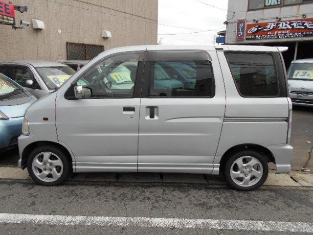 「ダイハツ」「アトレーワゴン」「コンパクトカー」「愛知県」の中古車5