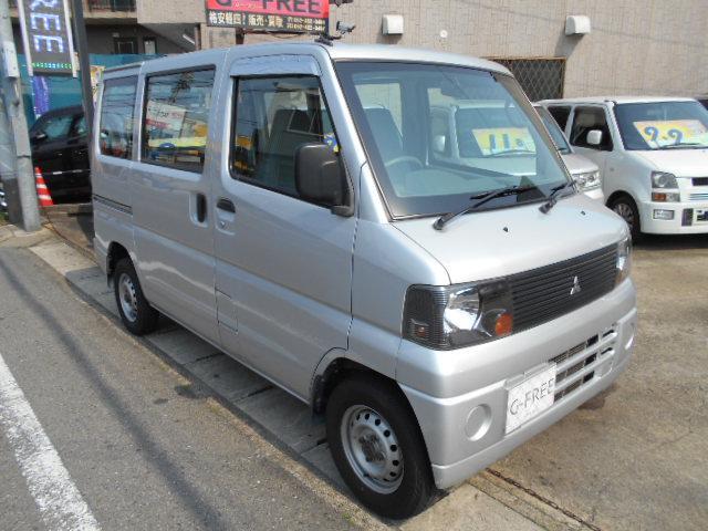 「三菱」「ミニキャブバン」「軽自動車」「愛知県」の中古車3
