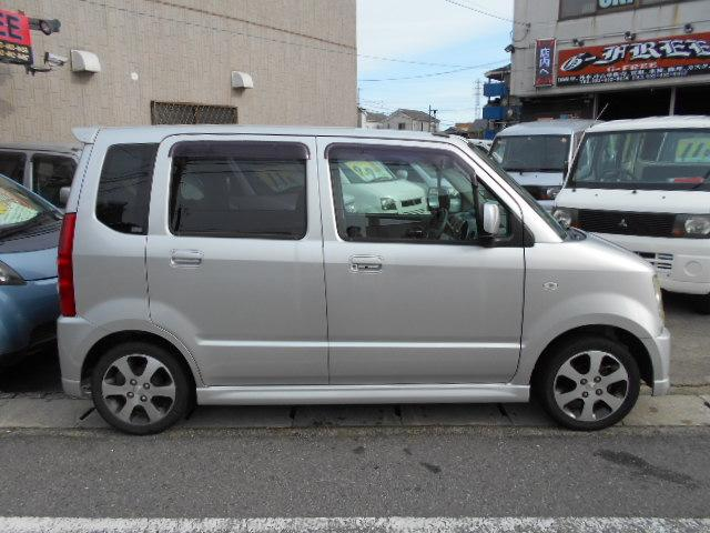 「マツダ」「AZ-ワゴン」「コンパクトカー」「愛知県」の中古車4
