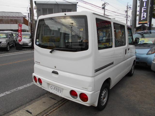 「三菱」「ミニキャブバン」「軽自動車」「愛知県」の中古車6