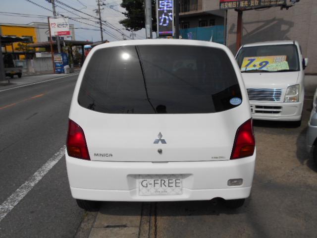「三菱」「ミニカ」「軽自動車」「愛知県」の中古車7