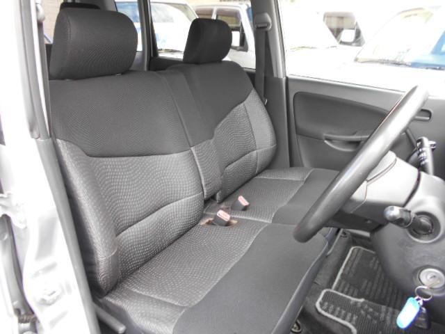 ドライバーのかたと助手席のかたが座るシートです。実際お座りいただいてご体感ください。お気軽にご来店ください! 愛知 大治 格安 軽四 軽自動車 安い 中古車 ジーフリー G-FREE