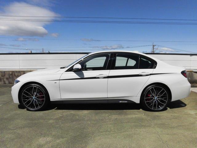 BMW BMW 320i M sport Mパフォーマンスパーツ取付車両