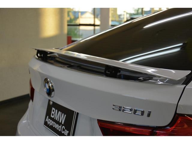 320iグランツーリスモ Mスポーツ ワンオーナー禁煙車 地デジ 19インチAW 追従式クルコン ブラックグリル オートトランク(28枚目)