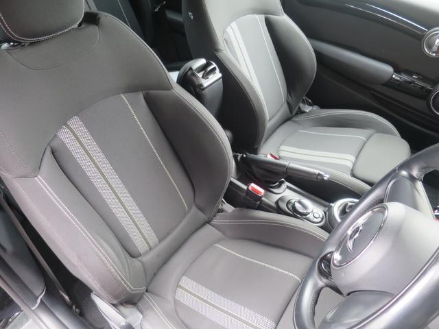 クーパーS ドライビングモード 17AW ETC 認定中古車(10枚目)