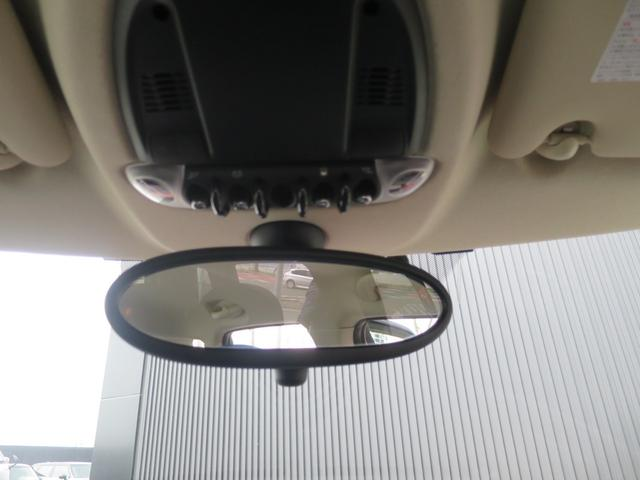 クーパー クロスオーバー ETC ナビ 地デジ 認定中古車(10枚目)