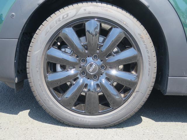 クーパーS クロスオーバー フルレザー ETC 認定中古車(8枚目)