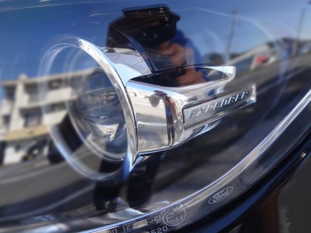 フォード フォード エクスプローラー XLT エコブースト 2013年モデル 正規ディーラー車