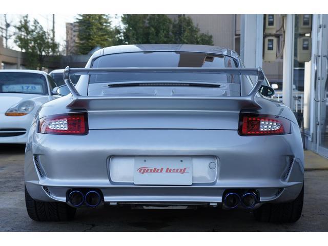 911カレラD車 GT3仕様 黒革シート HDDナビ ETC(3枚目)
