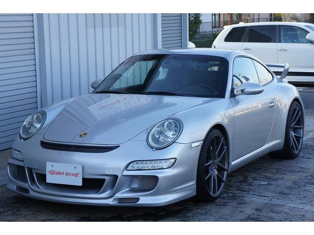 911カレラD車 GT3仕様 黒革シート HDDナビ ETC(7枚目)