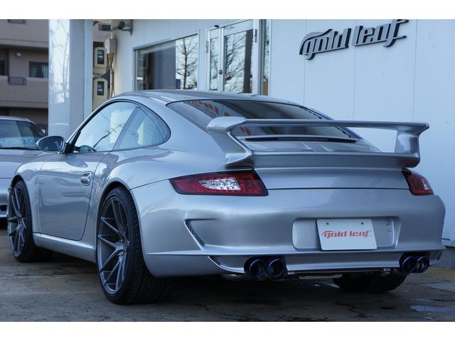 911カレラD車 GT3仕様 黒革シート HDDナビ ETC(9枚目)