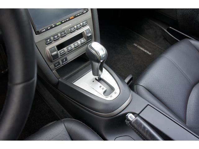 911カレラD車 GT3仕様 黒革シート HDDナビ ETC(11枚目)