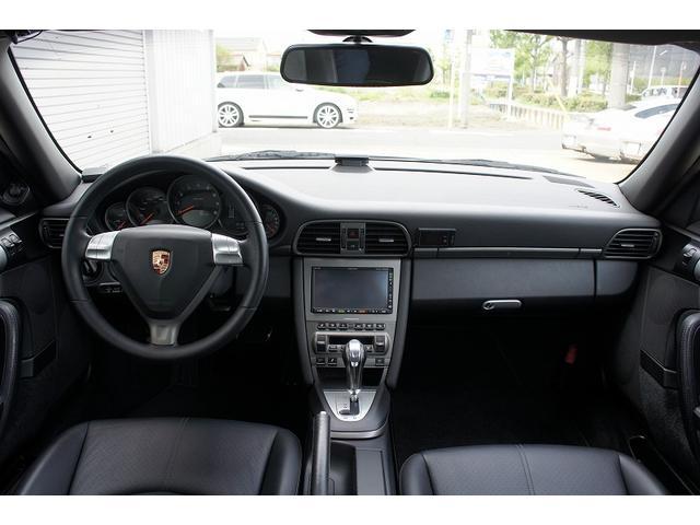 911カレラD車 GT3仕様 黒革シート HDDナビ ETC(15枚目)