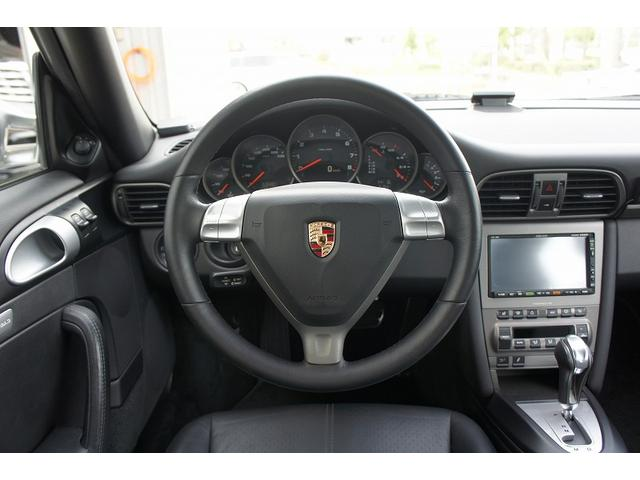 911カレラD車 GT3仕様 黒革シート HDDナビ ETC(16枚目)