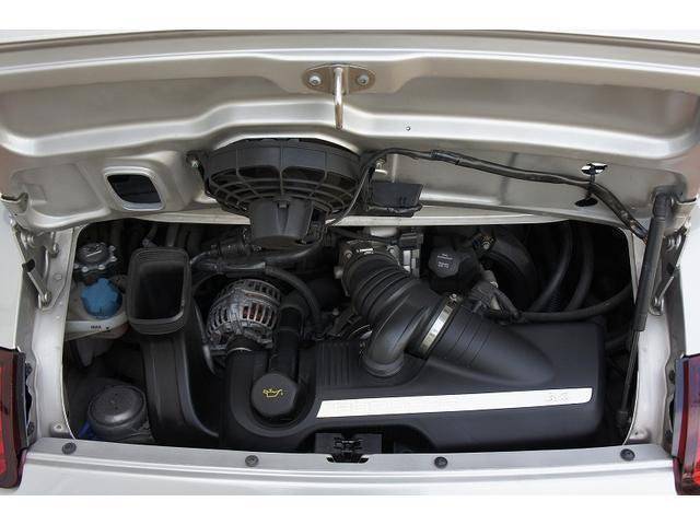 911カレラD車 GT3仕様 黒革シート HDDナビ ETC(17枚目)