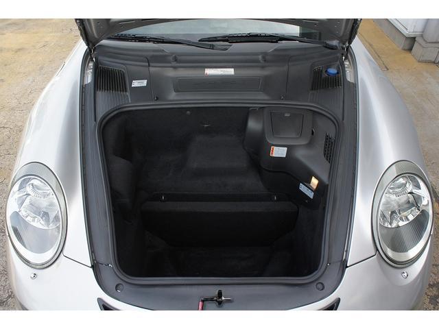 911カレラD車 GT3仕様 黒革シート HDDナビ ETC(18枚目)