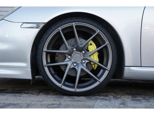 911カレラD車 GT3仕様 黒革シート HDDナビ ETC(19枚目)