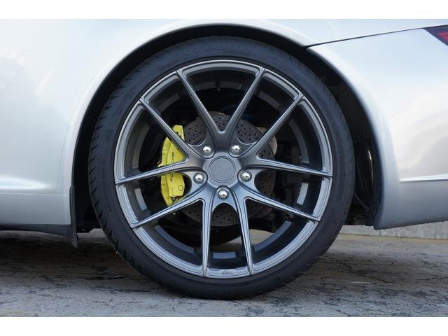 911カレラD車 GT3仕様 黒革シート HDDナビ ETC(20枚目)