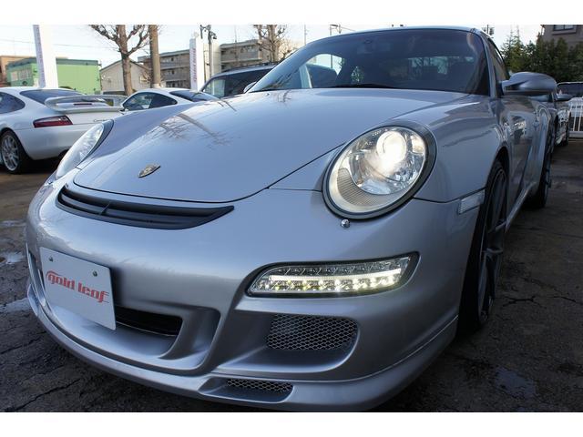 911カレラD車 GT3仕様 黒革シート HDDナビ ETC(22枚目)
