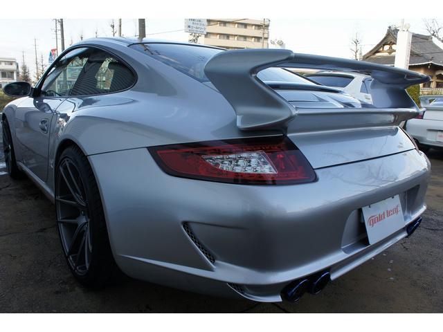 911カレラD車 GT3仕様 黒革シート HDDナビ ETC(23枚目)