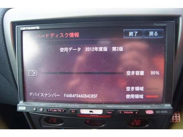 アルファロメオ アルファ147 GTA セレスピード カロHDD地デジ バルテール17AW