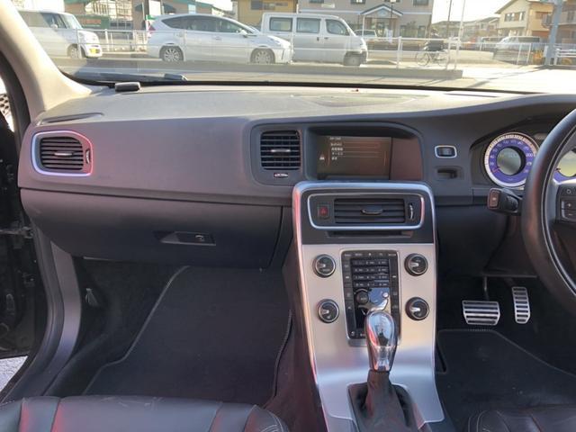 ボルボ ボルボ V60 T6 AWD Rデザイン 革 ナビTV スマートキー HID